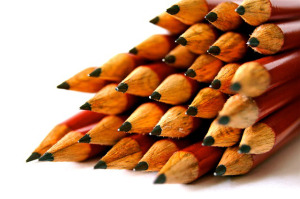 pencil self editing